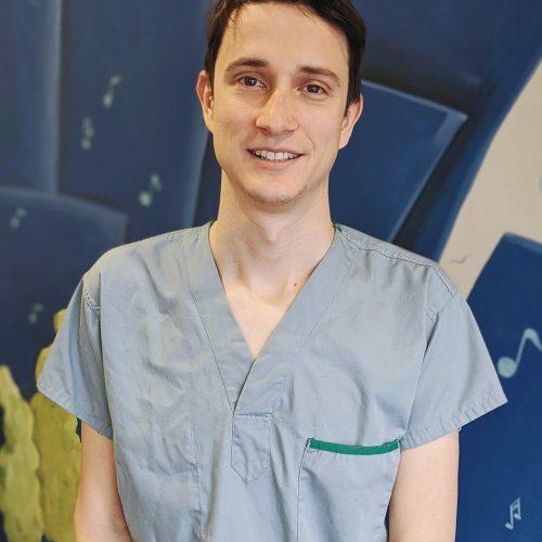 Dr. Alex Radu